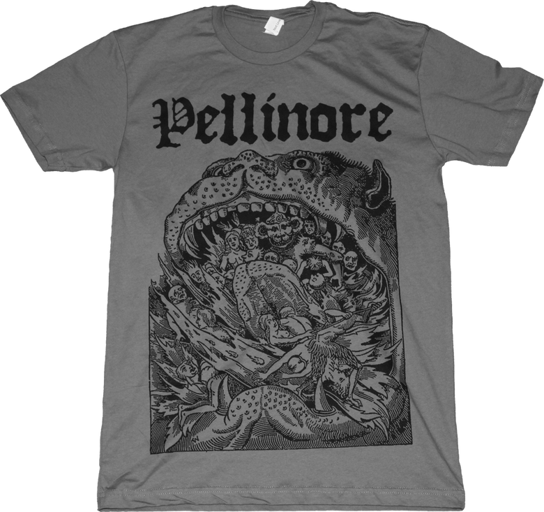 Image of Pellinore - Hellmouth Tee