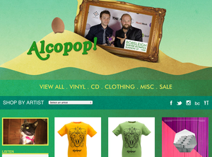 Image of WE'VE MOVED HOME TO awesomedistro.com/alcopop!