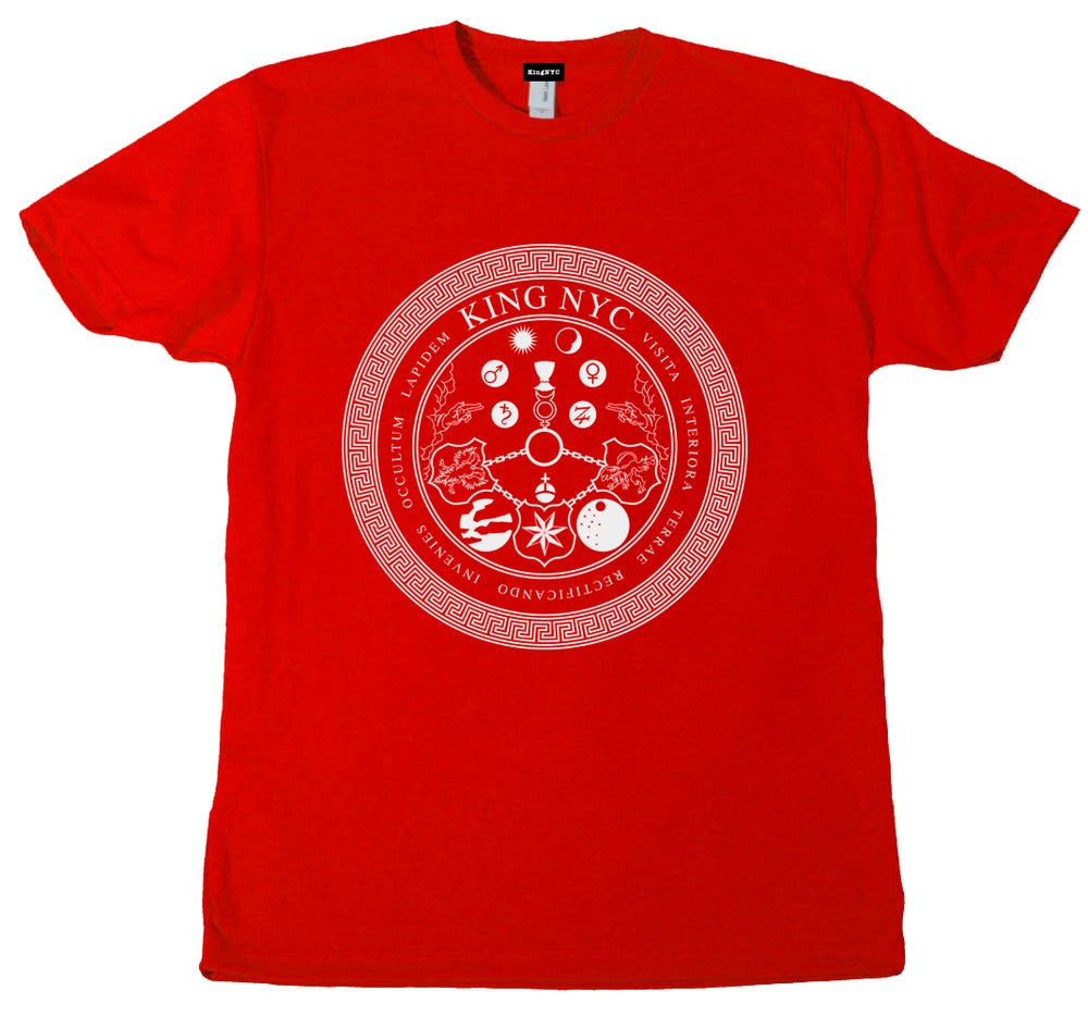 Image of KingNYC Vitriol Seal T Shirt