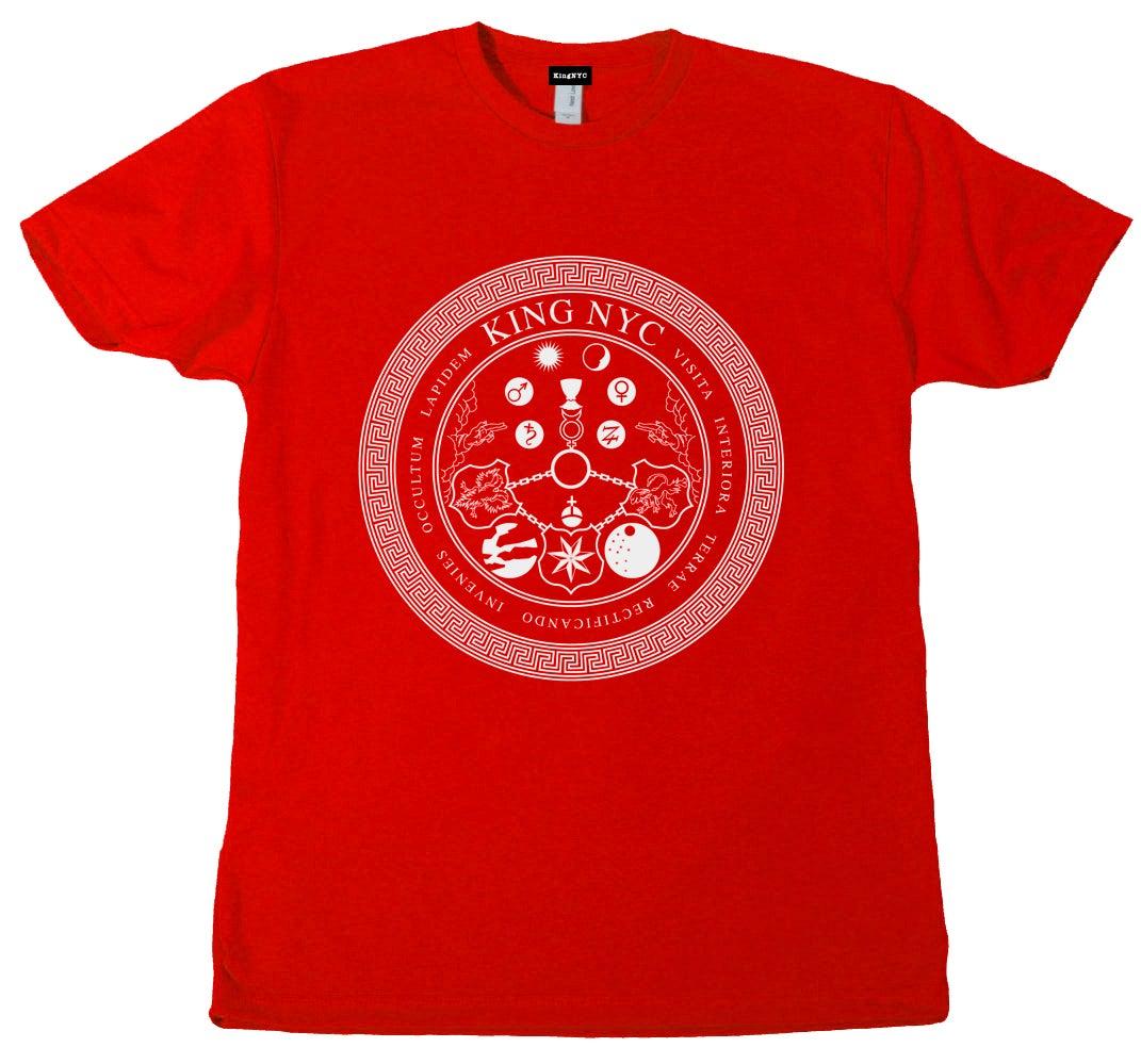 Image of KingNYC Vitriol Seal T Shirt