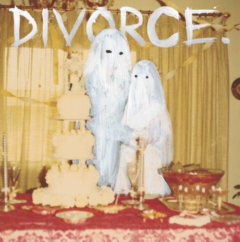 Image of DIVORCE. - LIFERS LP