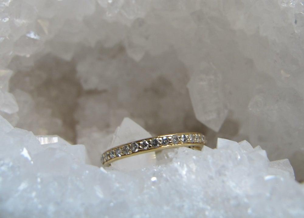 Image of DIAMOND INFINITY BAND