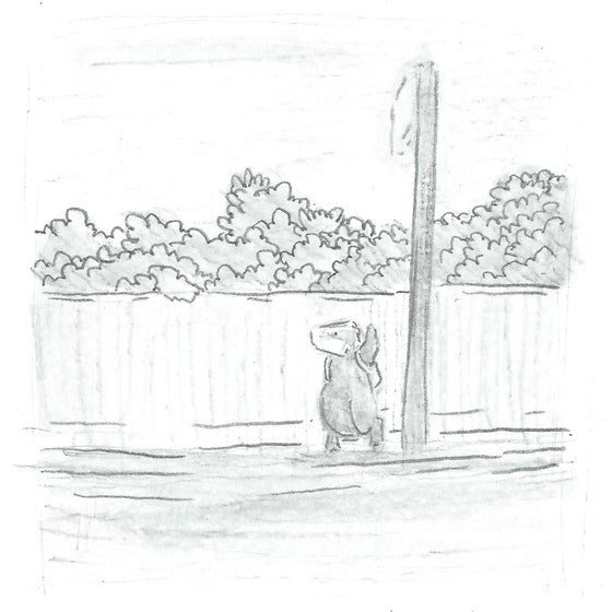 Image of Badger's Day Out