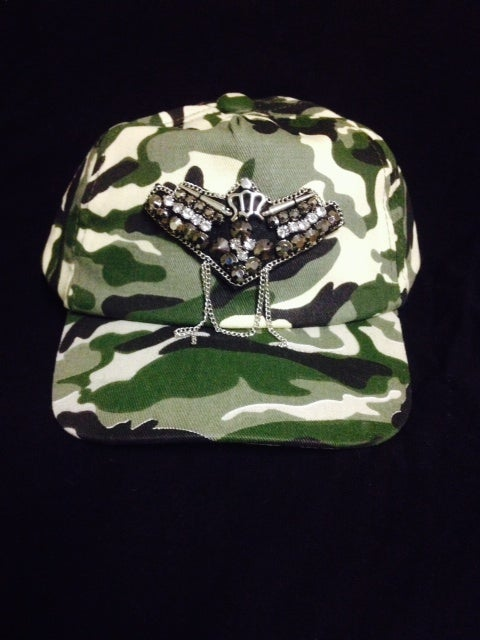 Image of PRINCESS WARRIOR HAT