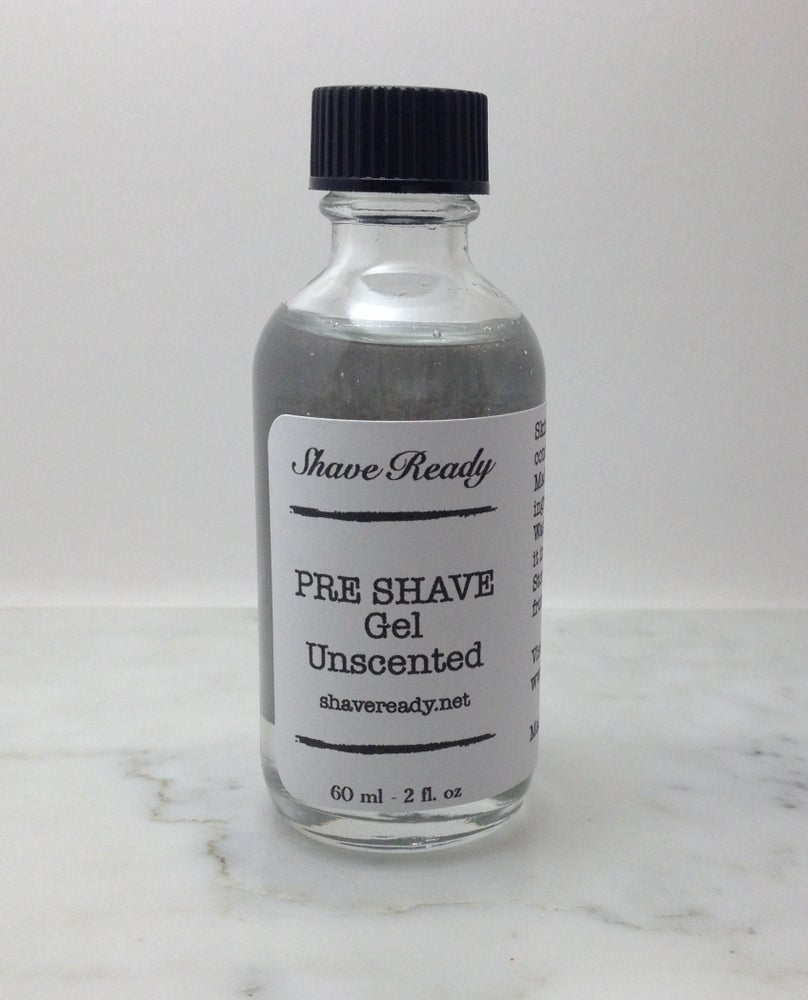 Image of Shave Ready Pre Shave Gel