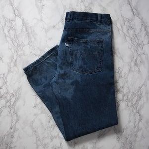 "Image of Pants ""Acid Patchwork"""