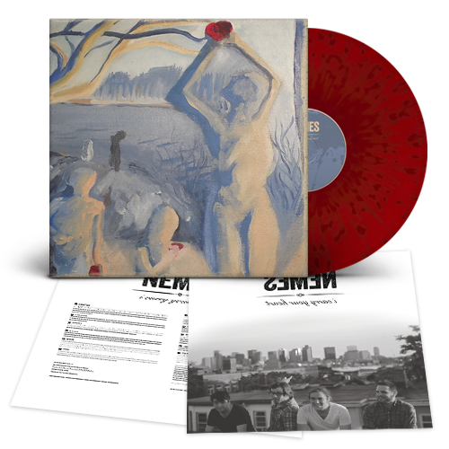 Image of I Carry Your Heart LP