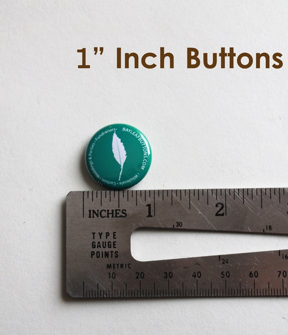 Image of Custom 1 Inch Buttons