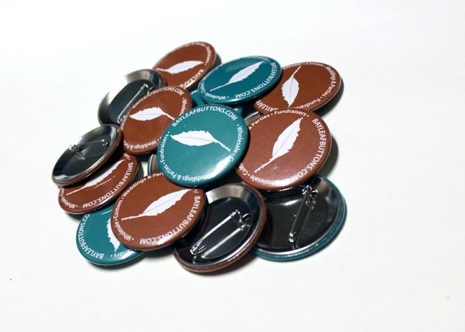 Image of Custom 2.25 Inch Buttons