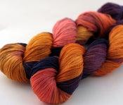 Image of Black Amber - Superwash BFL/Nylon Sock Yarn