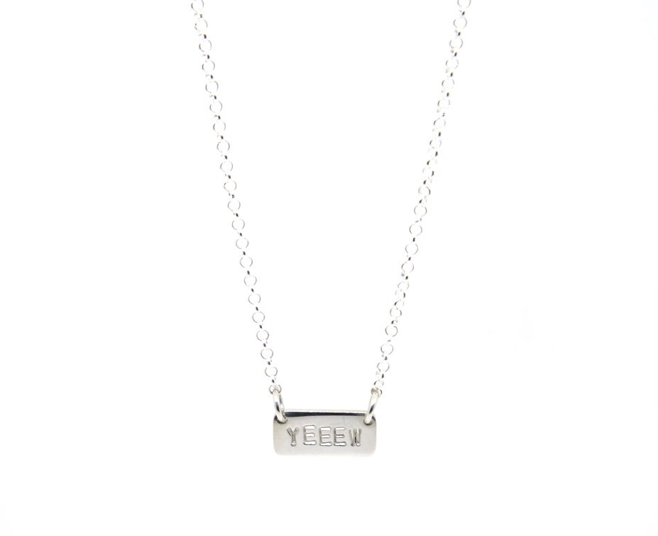Image of Yeeew Necklace