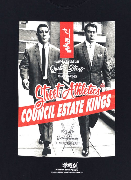 Image of DAPPER FROM DAY | KRAY TWINS