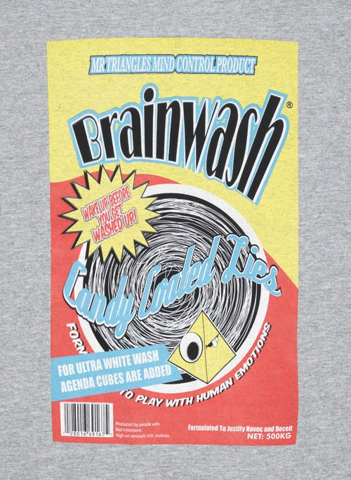 Image of BRAINWASH