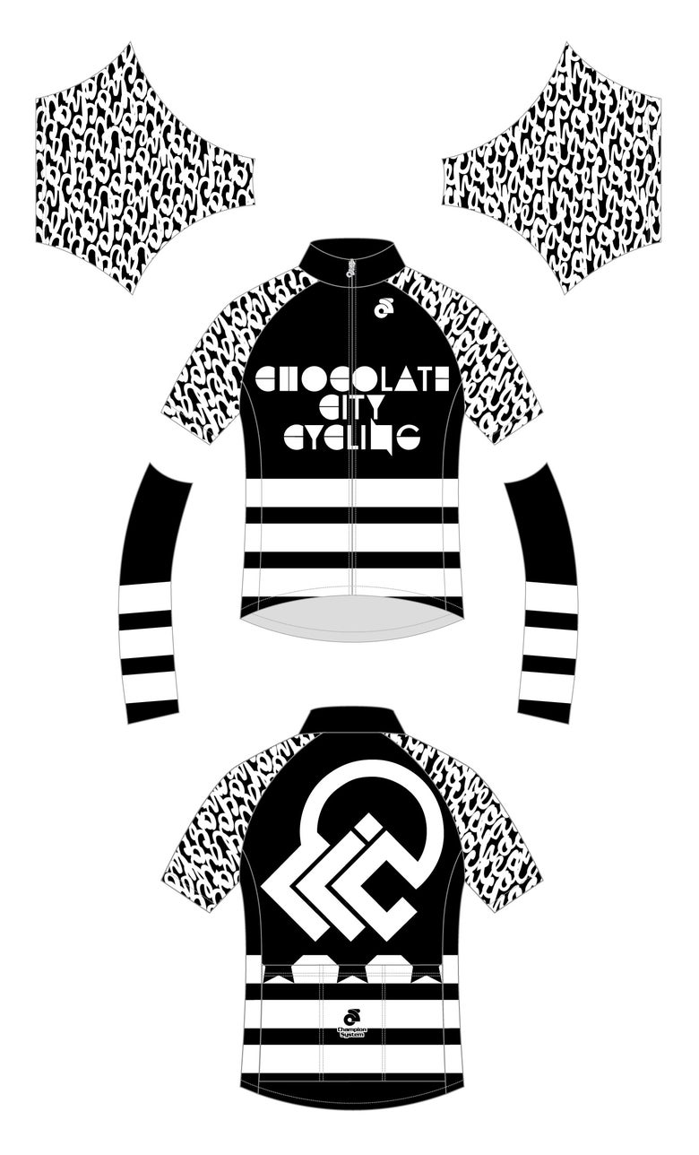 Image of Chocolate City Jersey