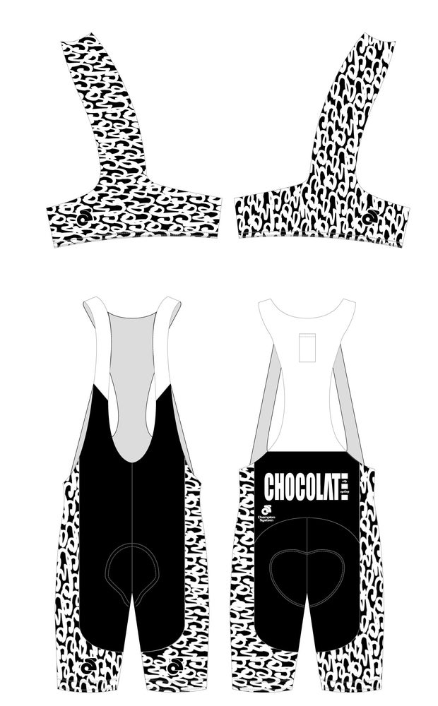 Image of Chocolate Bibs