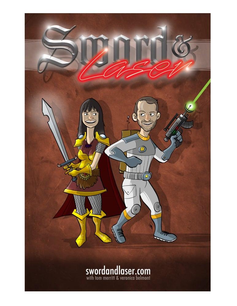 Image of Sword and Laser Album Art
