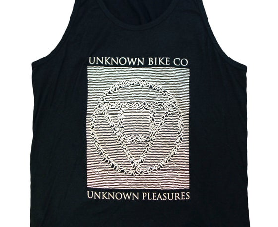 Image of Unknown Pleasures T-Shirt and Tank Top