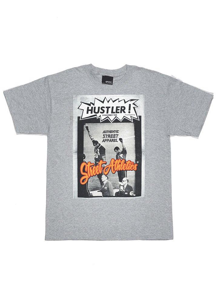 Image of HUSTLER STREET ATHLETICS | GREY
