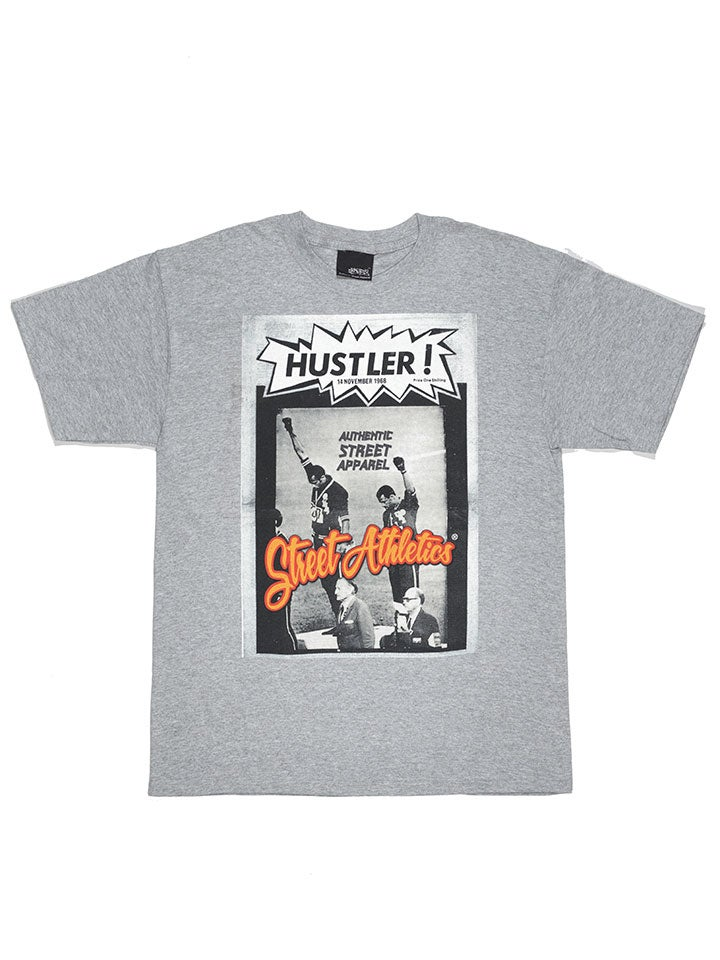 Image of HUSTLER STREET ATHLETICS | GREY