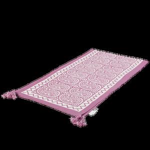 Image of Printed Tablerunner (Lilac)