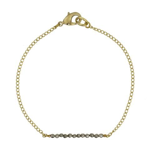 Image of TINY BEADED bracelet