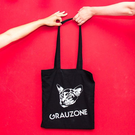 Image of Grauzone Tote bag