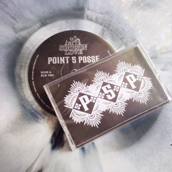 Image of Point 5 Posse - Swisher EP - SLR1001CC