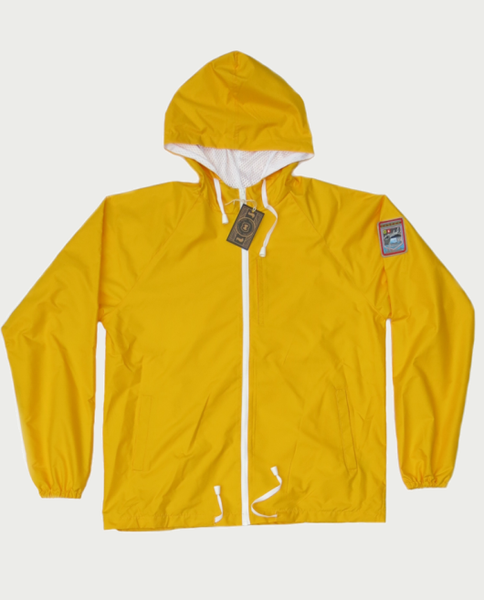 Image of THE WENLOCK JACKET [YELLOW]