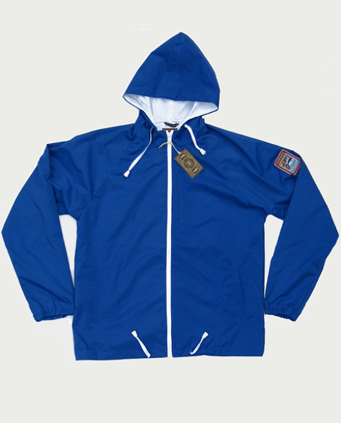 Image of THE WENLOCK JACKET [ROYAL BLUE]