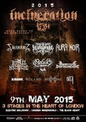 Image of INCINERATION FEST (Early-Bird e-Ticket)