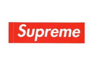 Image of Supreme Box Logo Sticker
