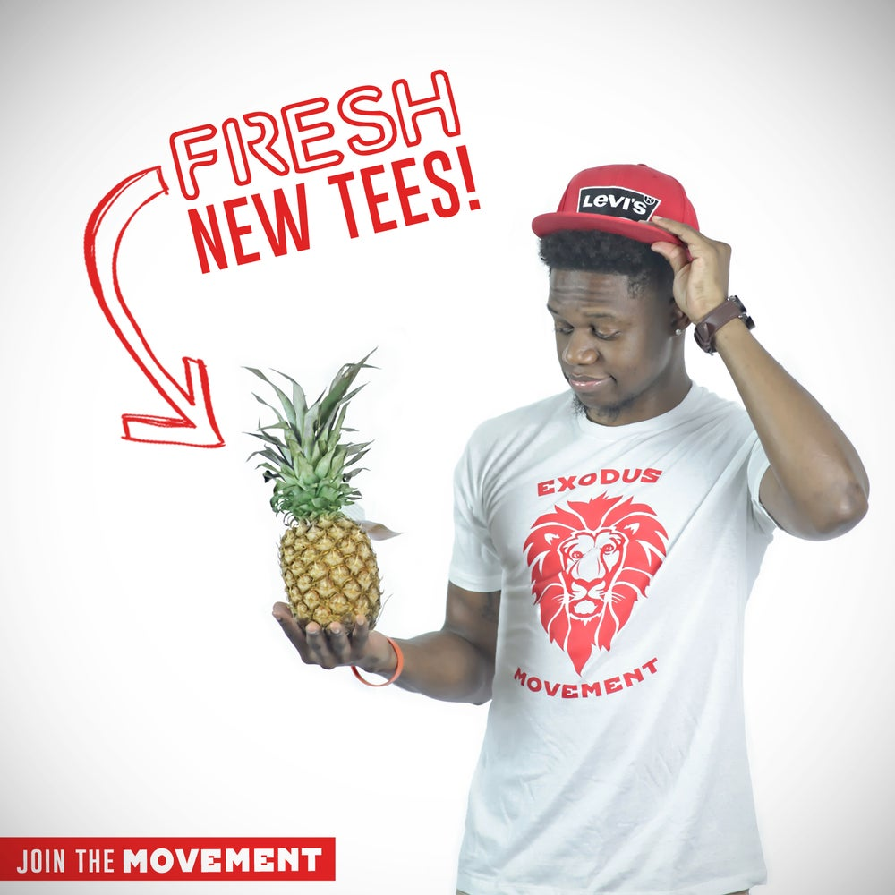 Image of Exodus Movement T-Shirts