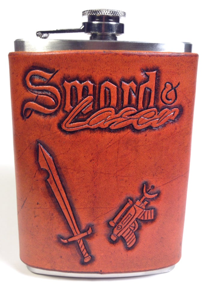 Image of Sword and Laser Flask