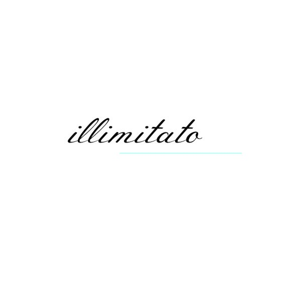 Image of .illimitato.