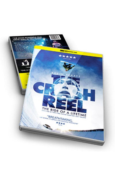 Image of The Crash Reel DVD