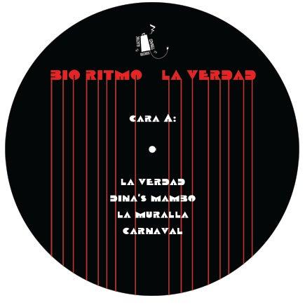 """Image of Bio Ritmo """"La Verdad"""" (ECR702) LP 12"""" 33rpm"""