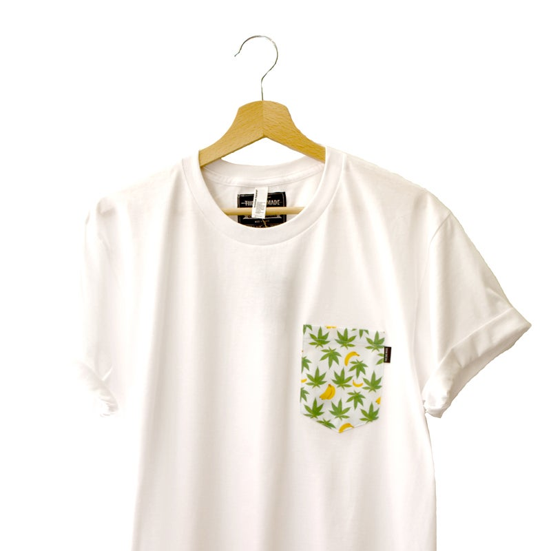 Image of SMOOTHIE POCKET TEE