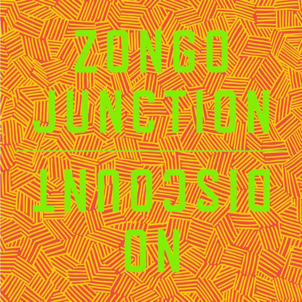 Image of Zongo Junction - No Discount CD (ECR 712)