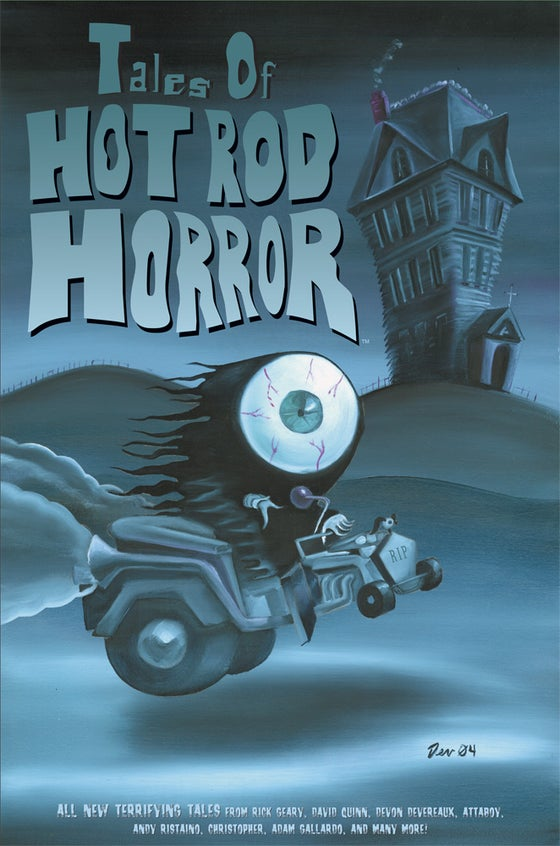 Image of Tales of Hot Rod Horror Vol. 1