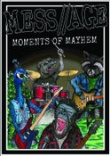 Image of Mess//Age - Moments of Mayhem TAPE