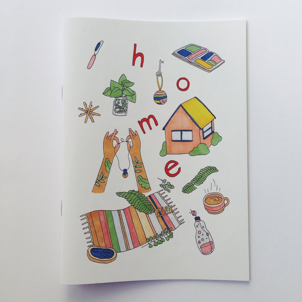 Image of Home Zine Issue 1