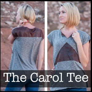 Image of The Carol Tee