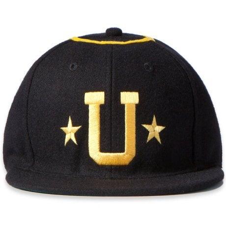 Image of Undefeated - U Star Ebbet Snapback (Black)