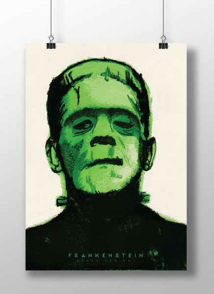 Image of Frankenstein Poster