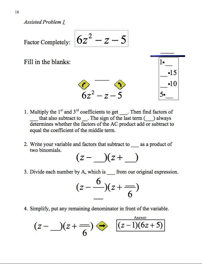 Image of Simply Math Workbook #12