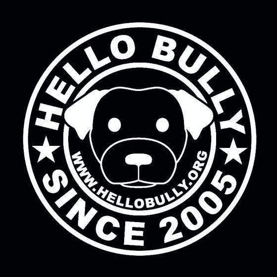 Image of HELLO BULLY SINCE 2005 LOGO TEE