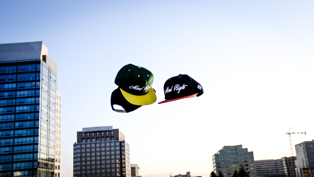 Image of Forest/Yellow Snapback
