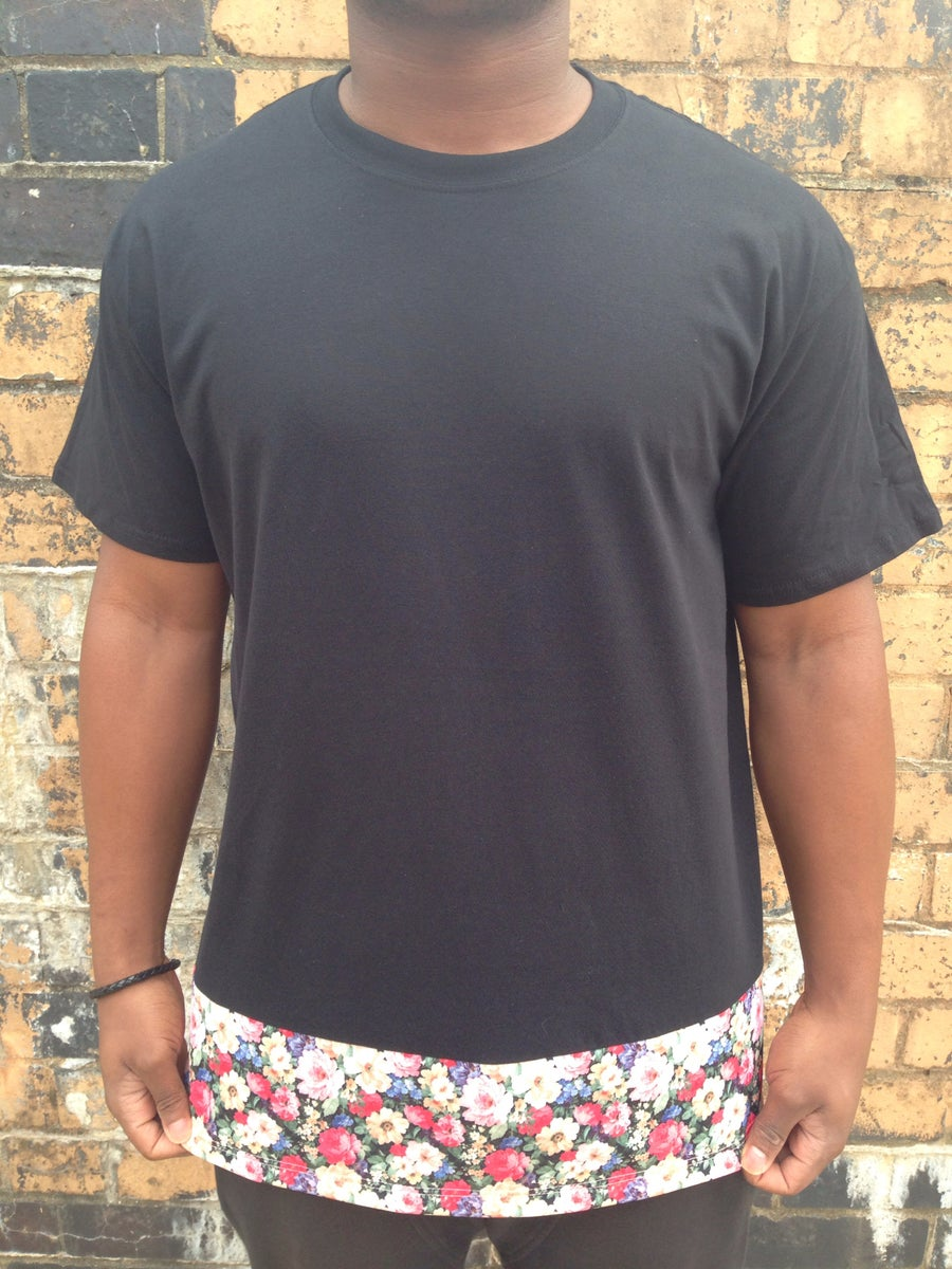 Image of Clobber Kid Floral Tee