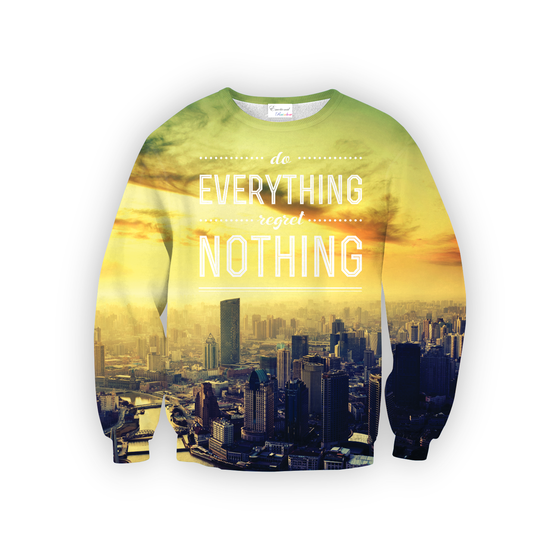 Image of CITY OF GOLD SWEATSHIRT