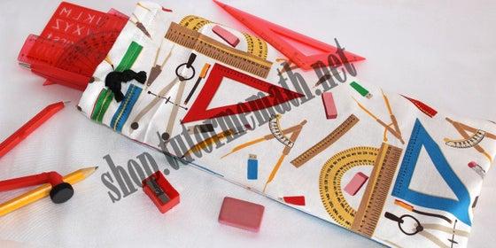 Image of Geometrix FBT Calculator/Pencil Pouch